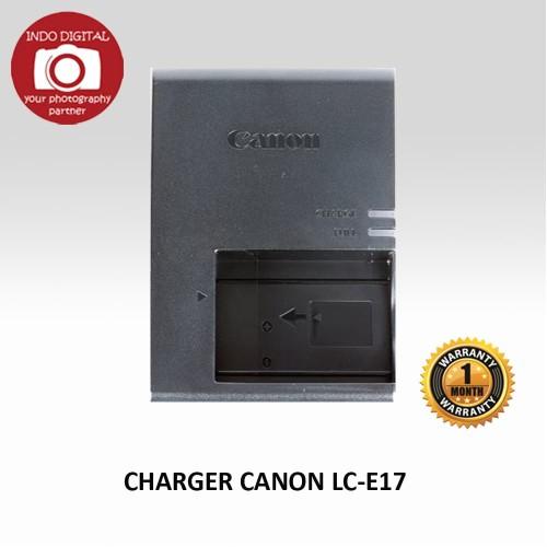 Foto Produk CHARGER CANON LC-E17 FOR BATTERY LP-E17 dari Indo Digital Nusantara