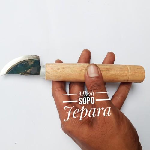 Foto Produk Pisau Kerajinan, Pisau Raut Satuan dari Mboh Sopo