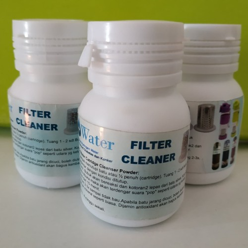Foto Produk Filter Cartridge Cleaner untuk Dr Water / Alkastone / Mega 6 dll dari Chiaki Kitchen Supplies