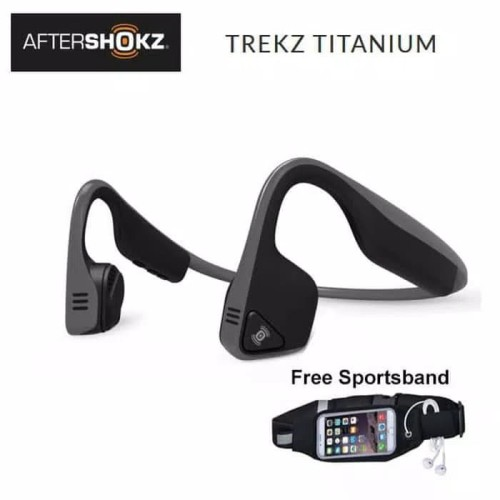 Foto Produk Wireless Headset Bluetooth TREKZ titanium AFTERSHOKZ Bone Conduction - dari EJ shoppe