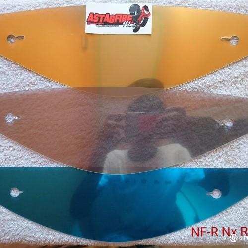 Foto Produk Tear off iridium kyt Nfr Nx race | To iridium nfr - Putih dari Astagfire
