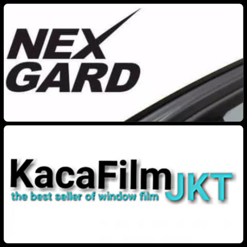 Foto Produk KACA FILM NEXGARD CARBON IR50 SETARA 3M dari Kaca Film Jkt