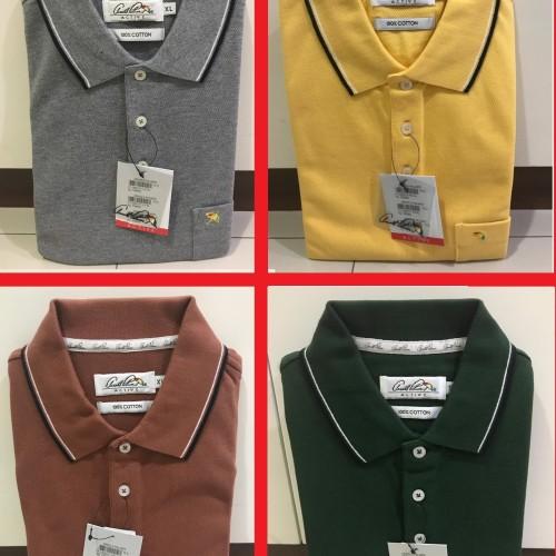 Foto Produk Polo Shirt ARNOLD PALMER Original bahan Full Cotton size S-XXL dari Bilardo's Lapak