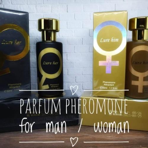 Foto Produk Parfum Pheromone Attractant 50 ml - 1.7 fl. oz - Lure Him - Her dari MASTER SELLER INDONESIA