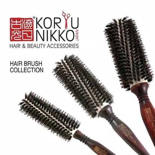 Foto Produk Sisir Blow Ceramic Styling Blow Rambut Koryu Nikko buat Salon by Japan - 10 dari Hair Beauty