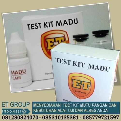 Foto Produk Test Kit Madu - Testkit Keaslian Produk - Teskit untuk Tes Pangan dari ERDUA Business