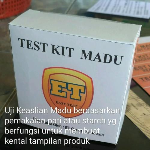 Foto Produk Test Kit Madu - Testkit Keaslian Produk - Teskit utk Tes Pangan dari ERDUA Business