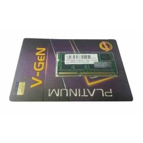 Foto Produk VGEN SODIMM DDR3 4GB PC 1333/1600 dari Yoestore