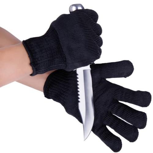 Foto Produk Sarung Tangan Anti Pisau Tajam Potong Gores Bacok Begal Anti Cut Glove dari lbagstore