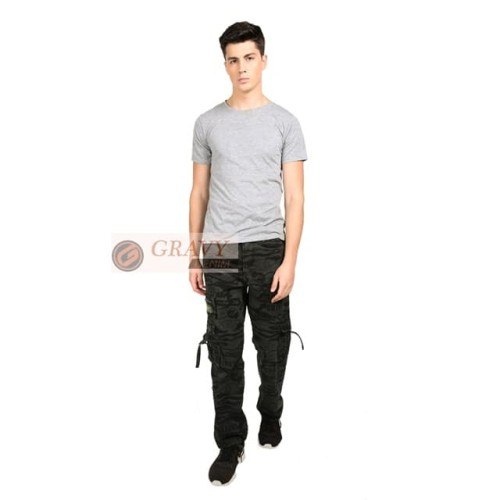 Foto Produk Celana Cargo Panjang Doreng warna Hijau Tua Size 27 sd 38 - Hijau, 37 dari QIRANI & RABBANI SHOP