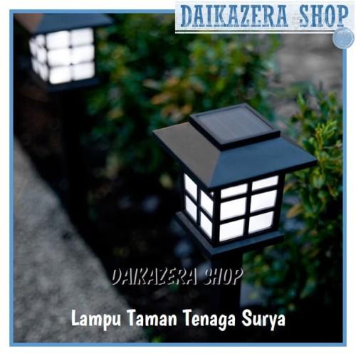 Jual Lampu Taman Tenaga Surya Solar Cell Lampu Kebun Lampu Tancap Kab Bogor Daikazera Shop Tokopedia