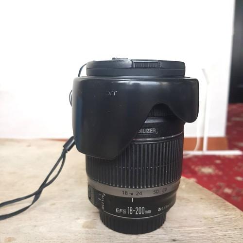 Foto Produk Lensa canon 18-200mm dari Keyka