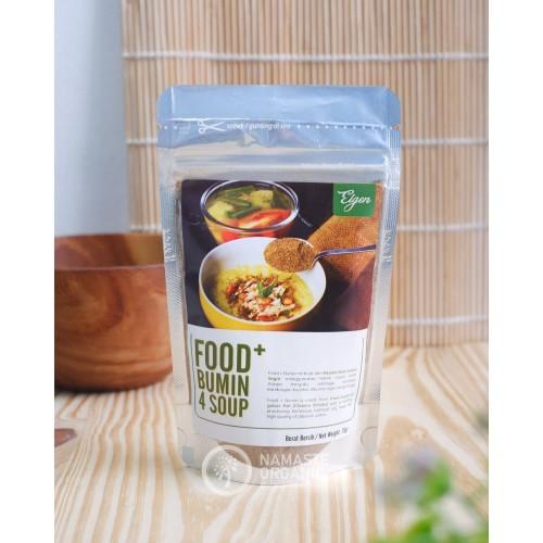 Foto Produk EIGEN FOOD BUMIN PLUS 4 SOUP 75GR dari namaste organic