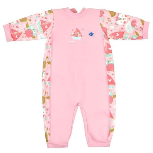 Foto Produk Splash About Baby Wetsuit WarminOne Owl and the Pussycat 6-12 Months L dari Aquababies Indonesia