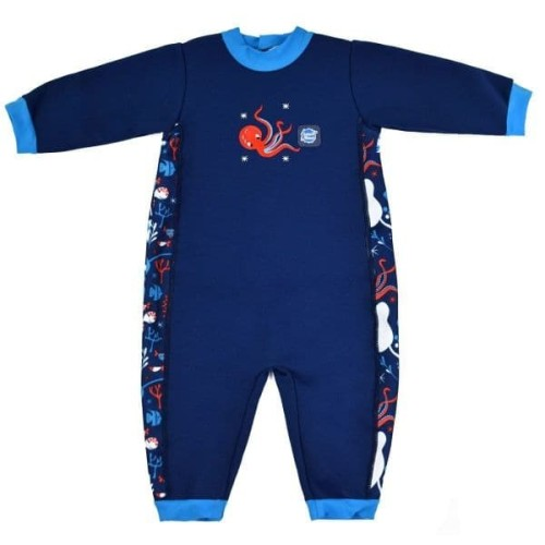 Foto Produk Splash About Baby Wetsuit Warm in Under the Sea 12-24 Months XL dari Aquababies Indonesia