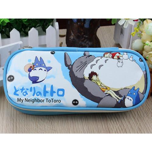 Foto Produk Kotak Pensil dan Alat Tulis Softcase Totoro dari SBJ-Jakarta