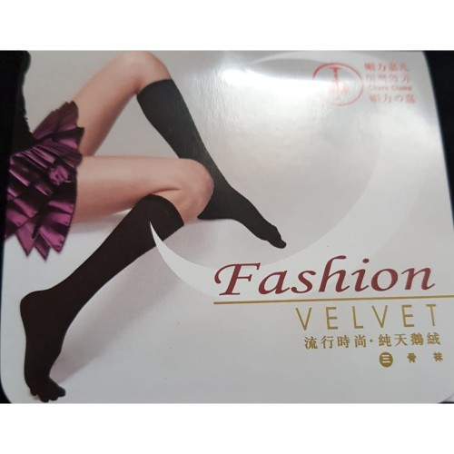 Foto Produk kaos kaki Selutut bahan stocking dari Ag Collection