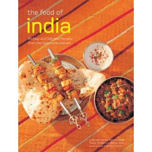 Foto Produk Food of India: [Indian Cookbook, Techniques, 84 Recipe - 9780794605650 dari Periplus Official Bookstore