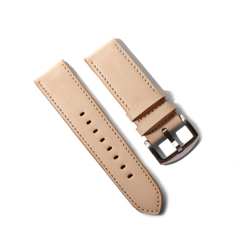 Foto Produk VOYEJ Raya I - Strap Jam Tangan Kulit - 20 mm, NATURAL dari VOYEJ Leather Goods