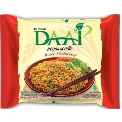 Foto Produk Mie Vegan / Daai Vegan Noodle - Goreng dari Kawan Sehat