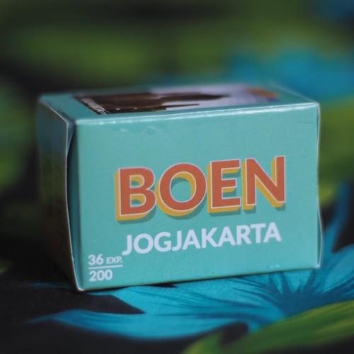 Foto Produk roll film analog Boen Film Jogjakarta asa200 dari Anak Analog Lab