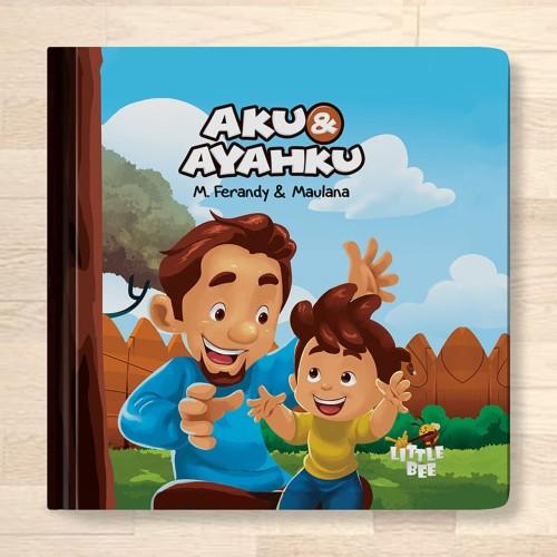 Foto Produk Buku AKU & AYAHKU dari AKU Vector Project