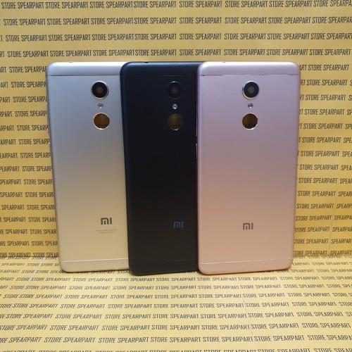 Foto Produk Tutup Belakang Backdoor Back Cover Casing Xiaomi Xiomi Redmi 5 Origina dari Store Sperpart
