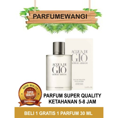 Foto Produk Armani Aqua Di Gio dari Parfume Wangi