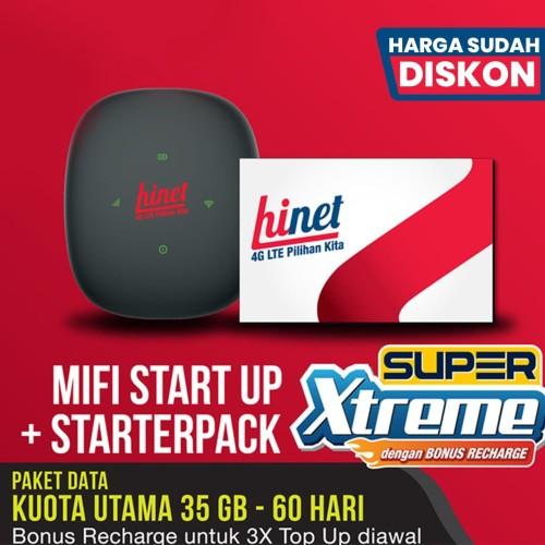 Foto Produk MIFI START UP SUPER XTREME dari Hinet 4G LTE Official