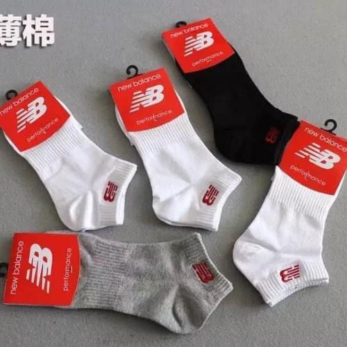 Kaos Kaki New Balance Premium Hidden Sock Invisible Ola Hot Sale