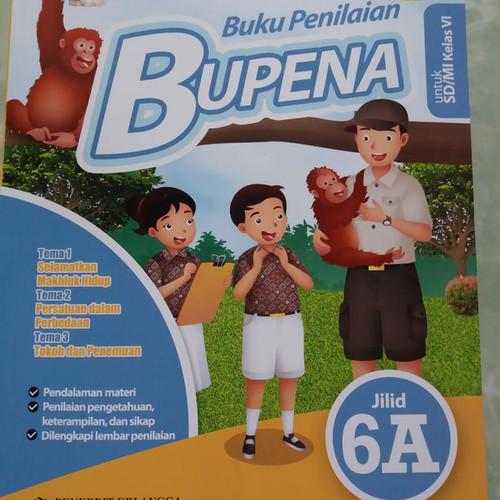 Jual Buku Bupena 6a Tema 1 S D Tema 3 Kelas 6 Edisi Revisi Jakarta Barat Dirja Yellow Tokopedia