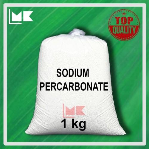Foto Produk Sodium Percarbonate / OB / OXY Bleach / H2O2 Powder 1 kg dari Multi Kimia