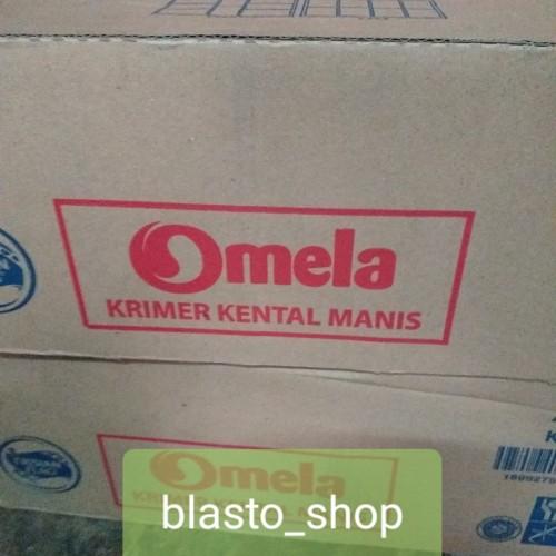 Foto Produk ( OJOL ) Omela susu kental manis (karton) dari Blasto