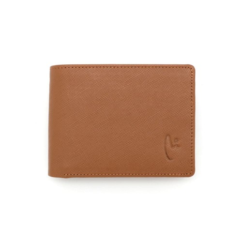 Foto Produk VERMONT V83 - A003 Luxury Tan Genuine Leather Men Wallet Original dari VERMONT LEATHER