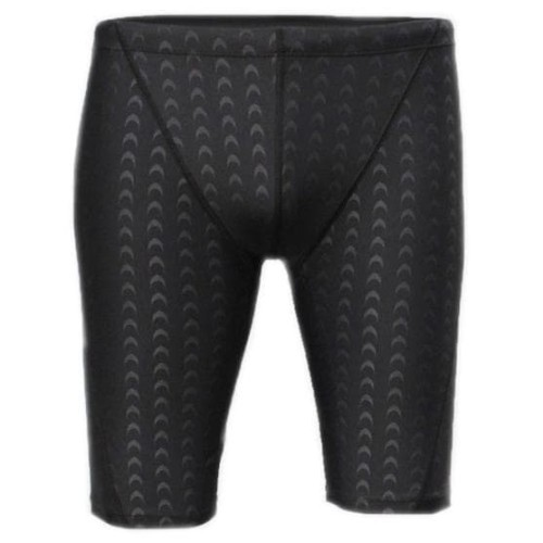 Foto Produk Bin Li Er Celana Renang Pria Sharkskin Size XXL - 708 - Black dari Zigzag Collection