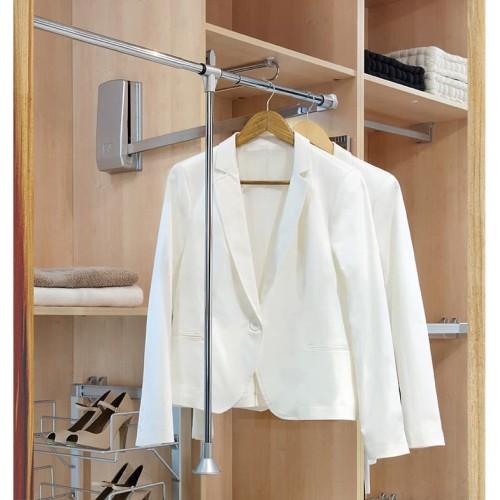 Foto Produk Engsel Lemari Hang Lift Wardrobe Lifter Gantung Winston L 83 - 115 cm dari WINSTON-OK OFFICIAL STORE