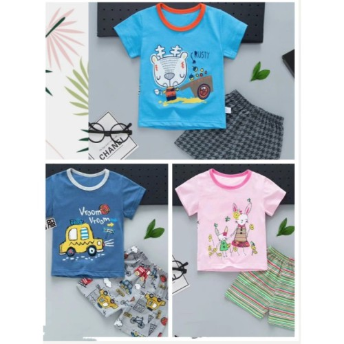 Foto Produk SETELAN ANAK CEWEK COWOK BAJU IMPORT dari iBaby Store