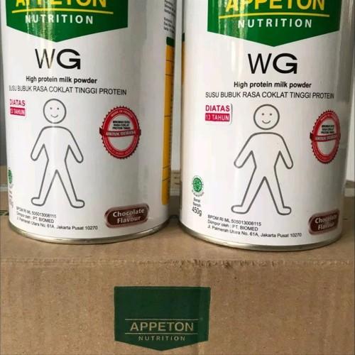Foto Produk Sedia APPETON weigth gain apeton susu penambah berat badan de dari mechapangsit