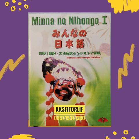 Foto Produk Minna no Nihongo I edisi 1 dari kksfiforlif