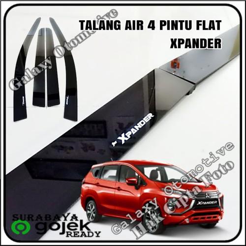 Foto Produk Talang Air 4 Pintu Slim FLAT - EXPANDER / XPANDER dari Galaxy Otomotive