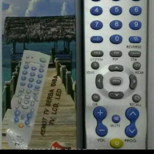Foto Produk REMOTE MULTI SERBAGUNA TV, LCD, LED RETIVE dari surya jaya electro