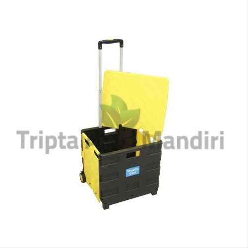 Foto Produk Troli Box Lipat perlengkapan rumah dari atmarinishop