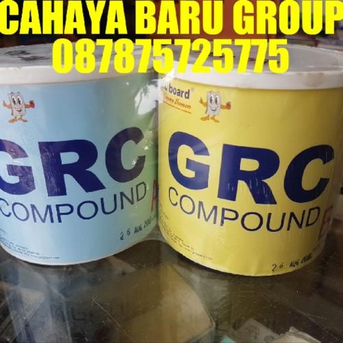 Foto Produk KOMPON GRC COMPOUND GRC 2 KOMPONEN grab it fast dari atmarinishop