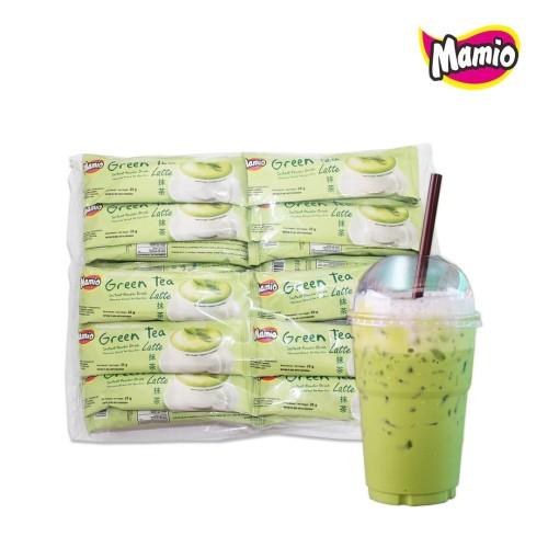 Foto Produk Teh Hijau | Green Tea Latte 30 Sachet dari CV. Herbal House Lestari