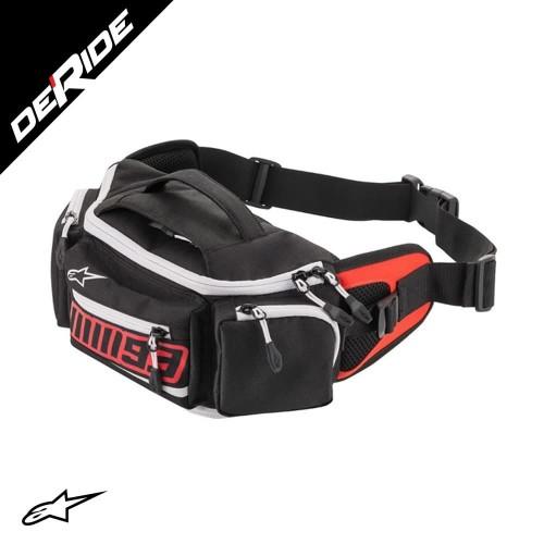 Foto Produk Alpinestars KANGA V2 WAIST BAG - BLACK RED (MM93 WAIST BAG) dari DeRide Official Store