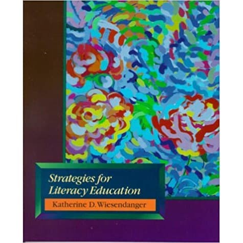 Foto Produk Strategies for literacy education Katherine Wiesendanger 2001 Merr dari print lestari