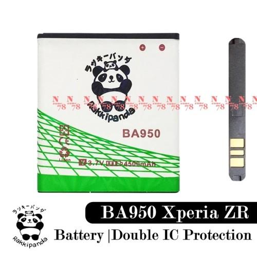 Foto Produk Baterai Sony Xperia BA950 XPERIA ZR C502 M36H Rakkipanda Double Power dari Nzone78