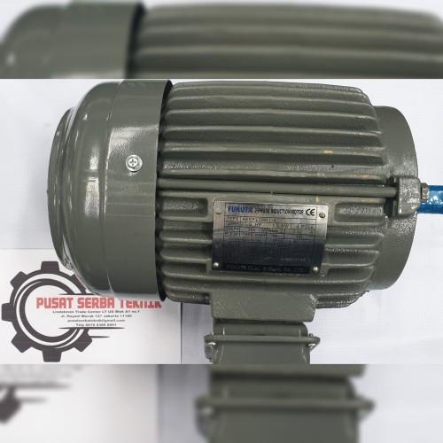 Foto Produk Fukuta Dinamo Elektro Motor 1/2 HP 2P/4P/6P - 2 dari PUSAT SERBA TEKNIK