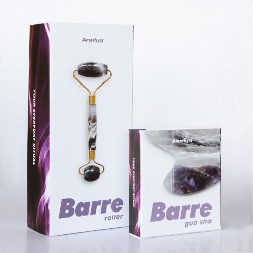 Foto Produk Barre Roller x Barre Gua Sha in Amethyst dari Barre Roller