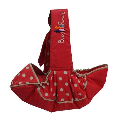 Foto Produk Gendongan samping Baby Family 01- GSBF01 - Merah dari Baby Scots